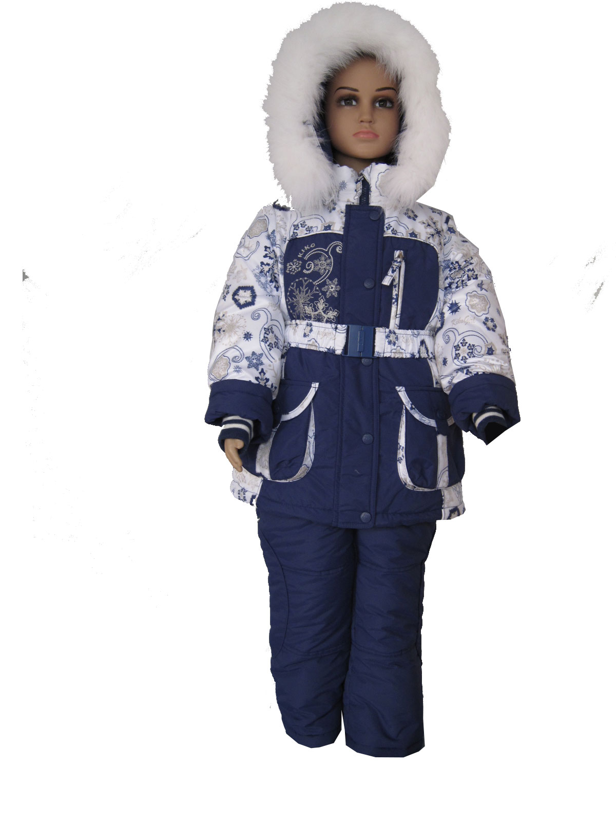 Фото детей в костюмах зимних кико