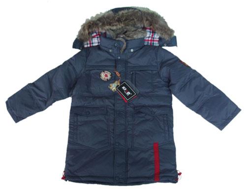 Куртки мальчики 1827 б